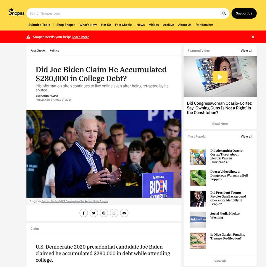 Did_Joe_Biden_Claim_He_Accumulated__280_000_in_College_Debt_
