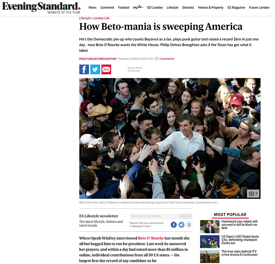 How_Beto-mania_is_sweeping_America___London_Evening_Standard